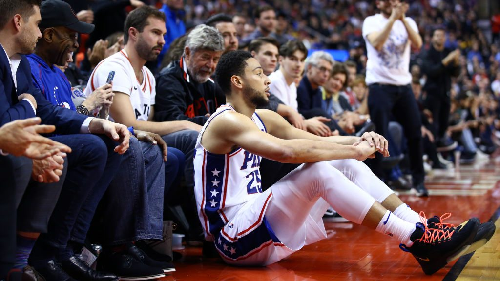 Report: Ben Simmons felt mentally exhausted, underappreciated with 76ers