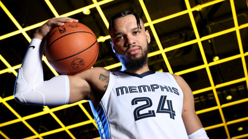 Grizzlies' Dillon Brooks out at 2-3 weeks (at least) with fractured left hand