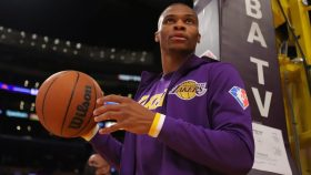 Lakers star Russell Westbrook