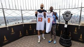 Knicks additions Evan Fournier and Kemba Walker