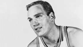 Bob Ferry of Baltimore Bullets